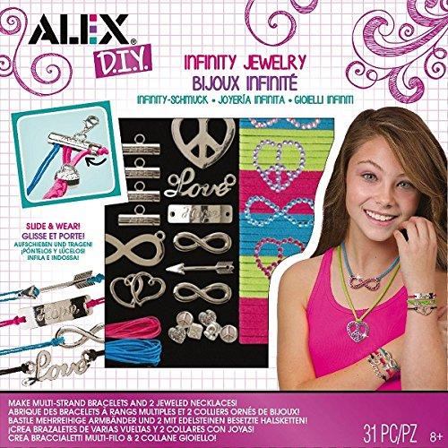 ALEX Toys Do-it-Yourself Wear Infinity Jewellery Kit