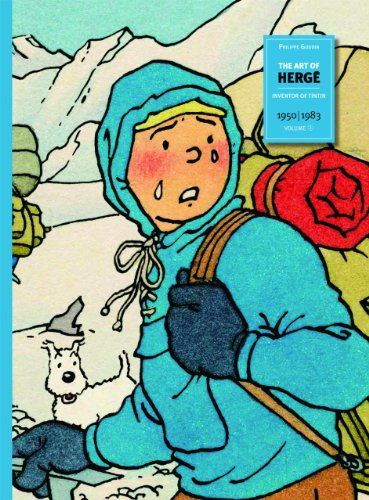 The Art of Herge, Inventor of Tintin: Volume 3