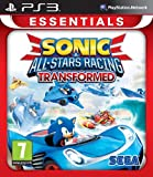 Sonic All-Stars Racing Transformed Essentials (PS3) (PEGI)