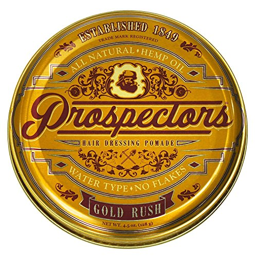 Prospectors Gold Rush Pomade by Prospectors Pomade -
