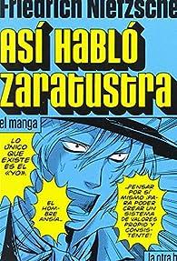 Así habló Zaratustra: El manga par Friedrich Nietzsche