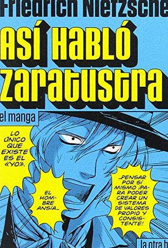 Así habló Zaratustra: El manga (La otra h)