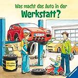 Was macht das Auto in der Werkstatt?