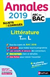 Annales ABC du BAC 2019 - Littérature Term L