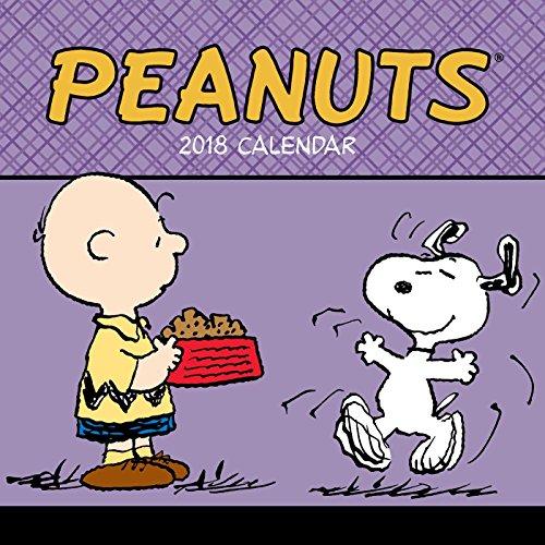 Peanuts 2018 Mini Wall Calendar
