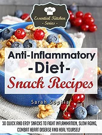 snacks anti inflammatory diet