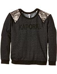 Kaporal Eflor - Sweat-shirt à capuche - Uni - Fille