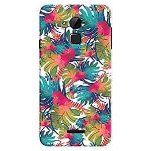 ColourCrust Coolpad Note 3 Lite Mobile Phone Back Cover With Colourful Abstract Art - Durable Matte Finish Hard Plastic Slim Case