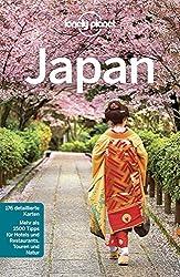 Lonely Planet Reiseführer Japan: mit Downloads aller Karten (Lonely Planet Reiseführer E-Book) (German Edition)