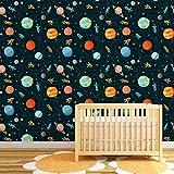 DeStudio Planets Wallpaper Roll (Wall Co...