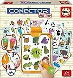 Educa Borrás Conector Jr.Primeros aprendizajes3-7años Junior Primeros Aprendizajes (17580)