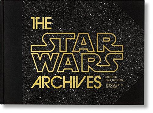 Los Archivos de Star Wars: Episodios IV-VI 1977-1983 por TASCHEN