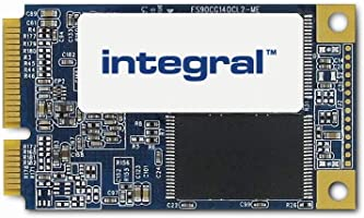 Integral Memory SSD 512 GB mSATA SATA III Mo-300 de Alta Velocidad 6 Gbps hasta 500 MB/S de Lectura y 470 MB/S en Escritura,