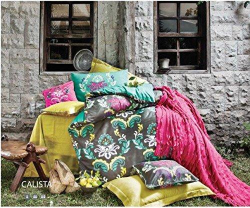 Optima Bettwäsche Mako Satin 135×200 cm aus 100% Baumwollsatin Calista