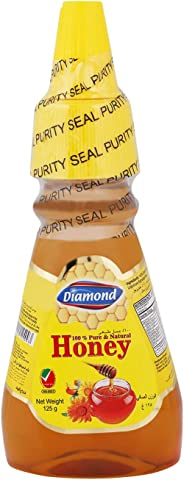 Diamond Honey Squeeze, 125 g
