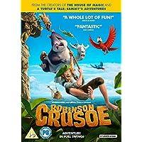 Robinson Crusoe [DVD] [2016] UK-Import, Sprache-Englisch