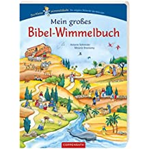 Mein großes Bibel-Wimmelbuch (Der Kleine Himmelsbote)