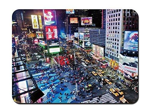 Time Square NYC die Zentrum der Welt außer für Scotman 's–9x 7Maus (Supplies Party Nyc)