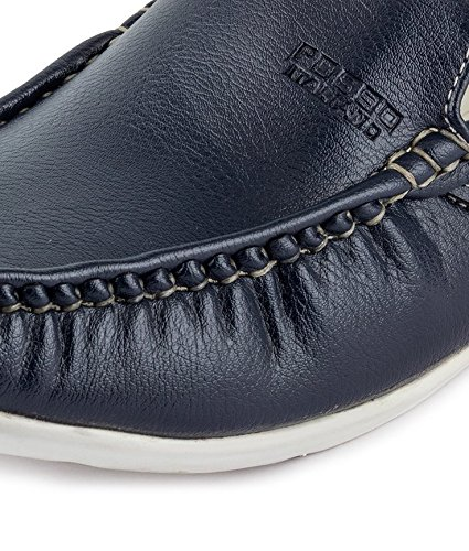 Rosso Italiano Men's Blue Casual Loafers Shoe (ril499bu103) 8