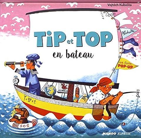 Tip et Top en bateau