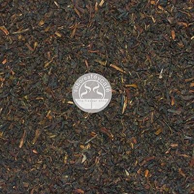 Thé Noir Ceylan Pekoe saboreateycafe 1Kg, Le thé de Ceylan noir donne laiton, lumineux et plein d'insuffler saveur fraîche et intense.