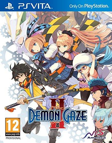 Demon Gaze II (PlayStation Vita)