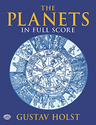 The Planets in Full Score (Dover Music Scores)
