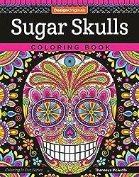 Sugar Skulls Coloring Book: Fun & Funky Day of the Dead Designs (Coloring Is Fun)