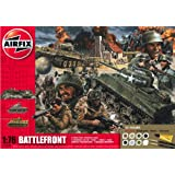 Airfix A50009 Battle Front 1:76 Scale Diorama Gift Set