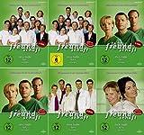 In aller Freundschaft - Die Komplette Staffel 4-6 (4.1-6.2) im Set - Deutsche Originalware [32 DVDs]
