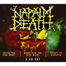 Inside The Torn Apart / Words From The Exit Wound / Breed To Breath (Coffret 3 CD)
