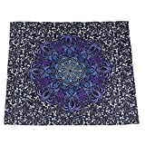 TOOGOO Indische Wandteppich Haus Polyester Wand Dekorative Tagesdecke Steppdecke Handtuchhalter Picknick