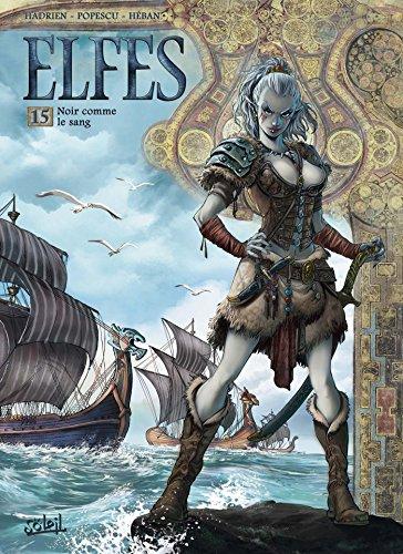 Elfes T15 par Marc Hadrien