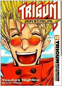 Trigun Maximum Edition simple Tome 14