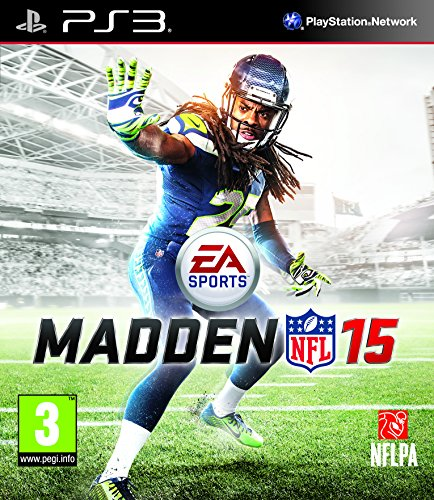 [UK-Import]Madden NFL 15 PS3 - Ps3-madden 15
