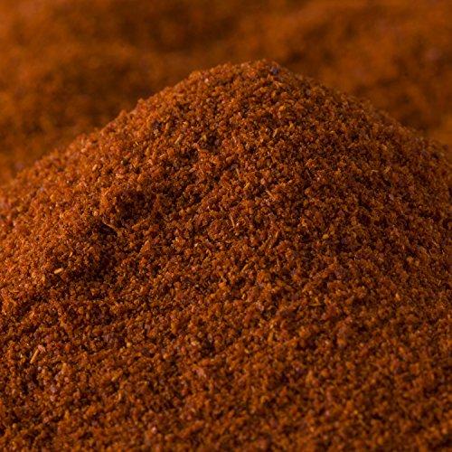 Zutaten Mexikanische Küche (Paprika Gewürz, edelsüß, original ungarisch, gemahlen, hocharomatisch, 100g - Bremer Gewürzhandel)