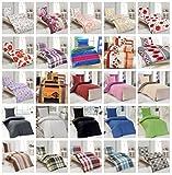 Baumwolle Renforcè Bettwäsche 2-4 teilig in verschiedenen Größen und viele Designs - 2 tlg. Set...