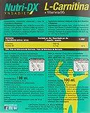 L Carnitina + Vitamina B6 - 1500 mg por ampolla -L-carnitina NutriDX