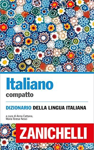 Italiano compatto: Dizionario della lingua italiana (Italian ...