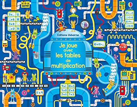 Je joue avec les tables de multiplication
