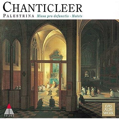 PALESTRINA:MISSA PRO DEFUNCTIS / MOTETS(reissue) by Chanticleer (2015-03-11) - Pro Reissue