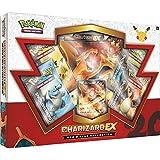 Pokemon Charizard EX Red & Blue Collection Box (englische Version)