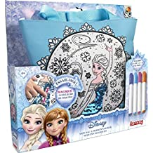 Sac Coloriage Reine Des Neiges.Amazon Fr Sac Reine Des Neiges A Colorier