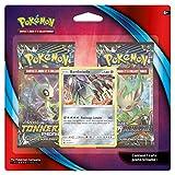 Pokemon Pack 2 Boosters, 2PACKJAN19, Sammelkarten