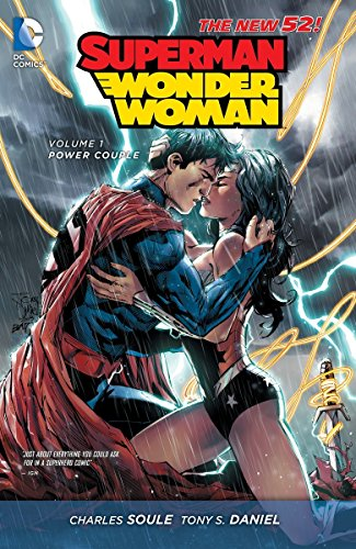 Superman/Wonder Woman Volume 1: Power Couple TP (The New 52)
