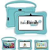 Tablet SaveFamily para niños pedagógica con navegador Infantil, Doble Control Parental, Evita Contenido inapropiado, Anti-Bul