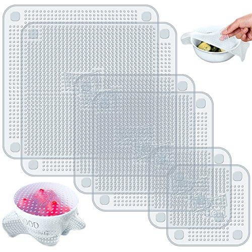 cubiertas-para-tazones-y-tapas-de-comida-ihuixinhe-juego-de-6-fundas-de-silicona-para-alimentos-sin-