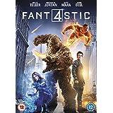 Fantastic Four [DVD] [2015] UK-Import, Sprache: Englisch.
