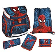 "Set de sac scolaire ""Spider Man"" Scooli"