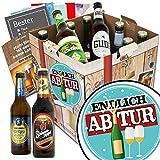 Endlich Abitur | Biersorten aus Deutschland | Bier Set